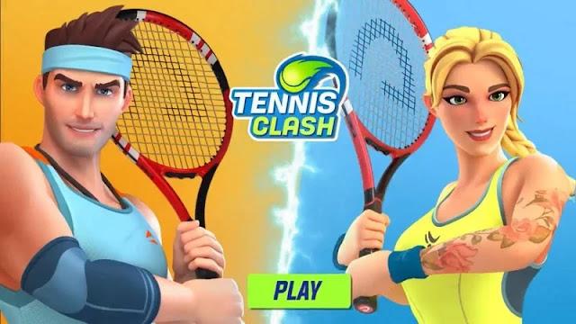 Tennis Clash: Olahraga 3D - Game Multi Pemain Gratis