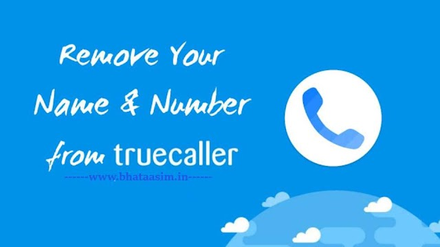 How to remove your name and number from TrueCaller? Truecaller Unlist