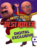 Motu Patlu Vs Dr Destroyer 2021 Hindi 720p HDRip