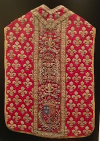 Terra Sancta Museum Announces Forthcoming Publication of Extensive Catalogue of Vestments from the Custodia Treasury