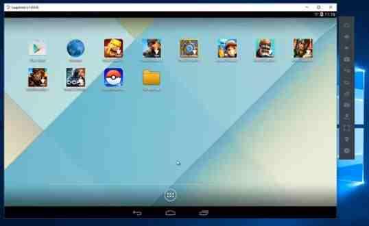 Emulator Android untuk PC Spek Rendah