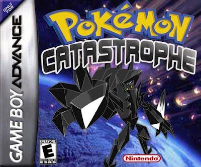Pokemon Catastrophe GBA ROM Download