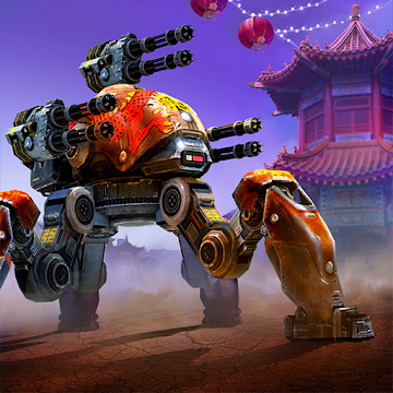 War Robots v4.7.1 Mermi Hileli