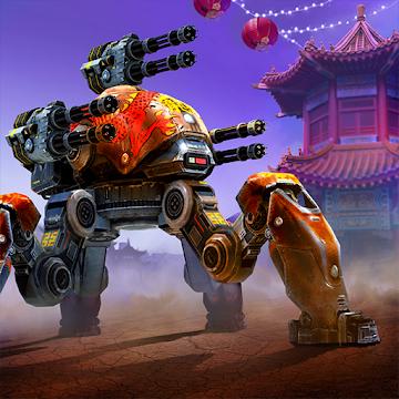 War Robots v4.7.1 Mermi Hileli APK