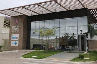 Fabamed assume gestão do Hospital da Chapada e Fábio Vilas-Boas inspeciona unidade