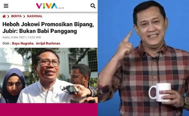 KELAHI! Soal BIPANG Bikin Sesama Pendukung Jokowi Kocar Kacir, Denny Siregar VS Fadjroel Rachman Diminta Mundur