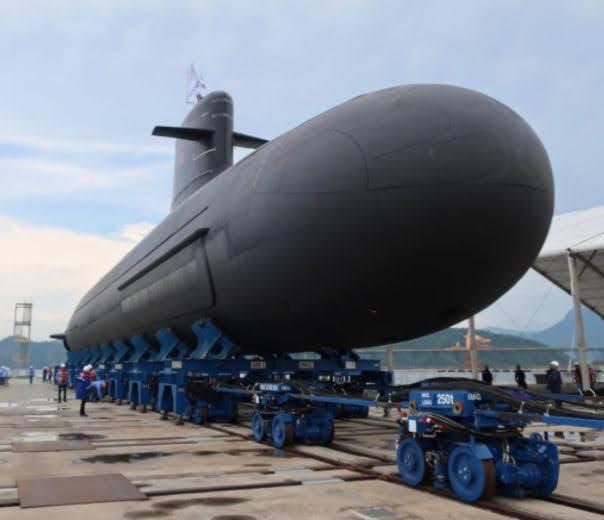 Submarino Riachuelo - S40