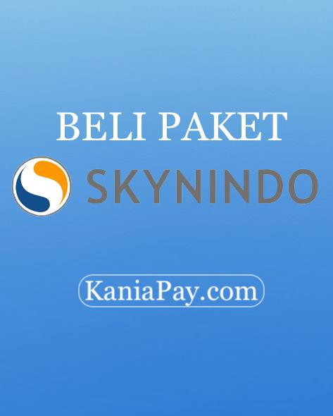 Top Up Voucher Paket Skynindo Online Promo