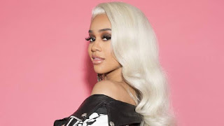Saweetie Shares 'My Type' Remix With Becky G and Melii.