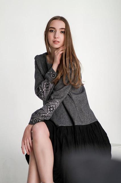 Платье. Модель: PL-4511