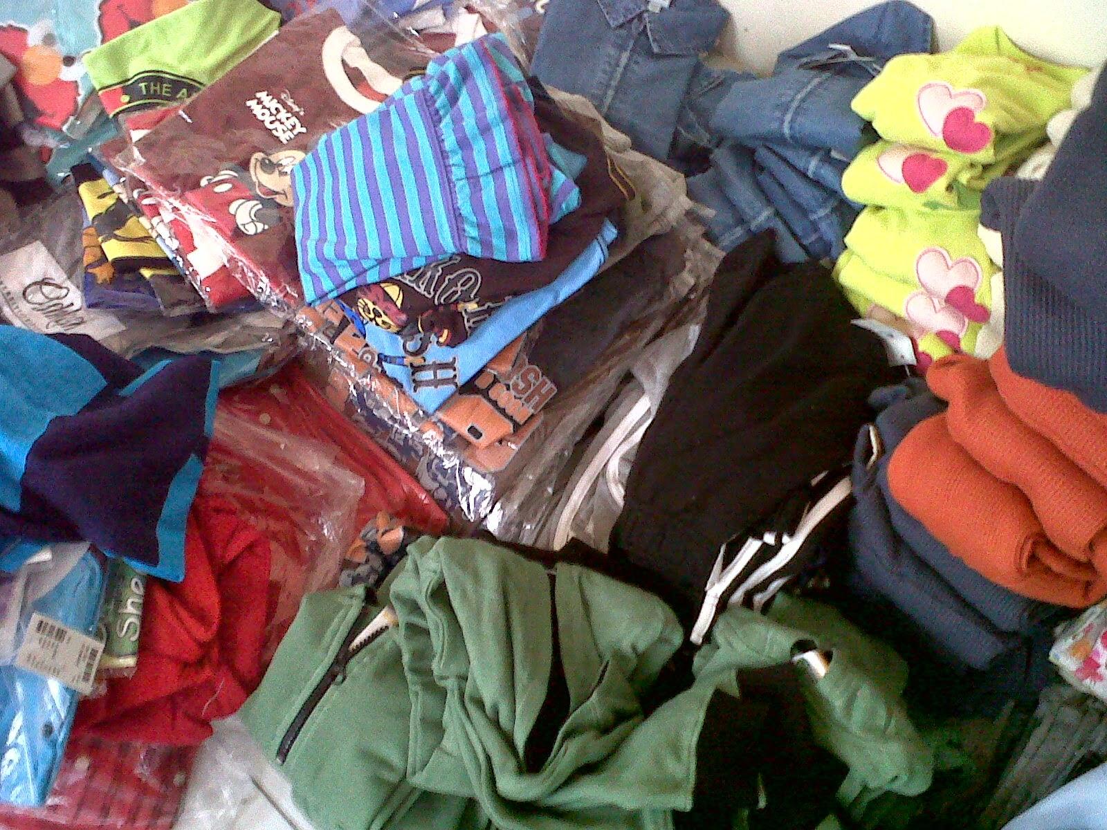 Grosir Baju Import Murah Tanah Abang | Pasar Grosir Tanah ...