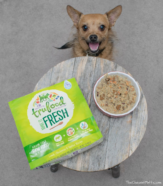 Mini Review: Wellness Trufood Make it Fresh Dog Food