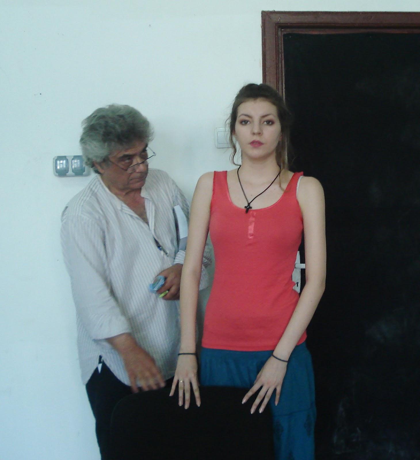 Magda Dimitrescu Nude Photos 11