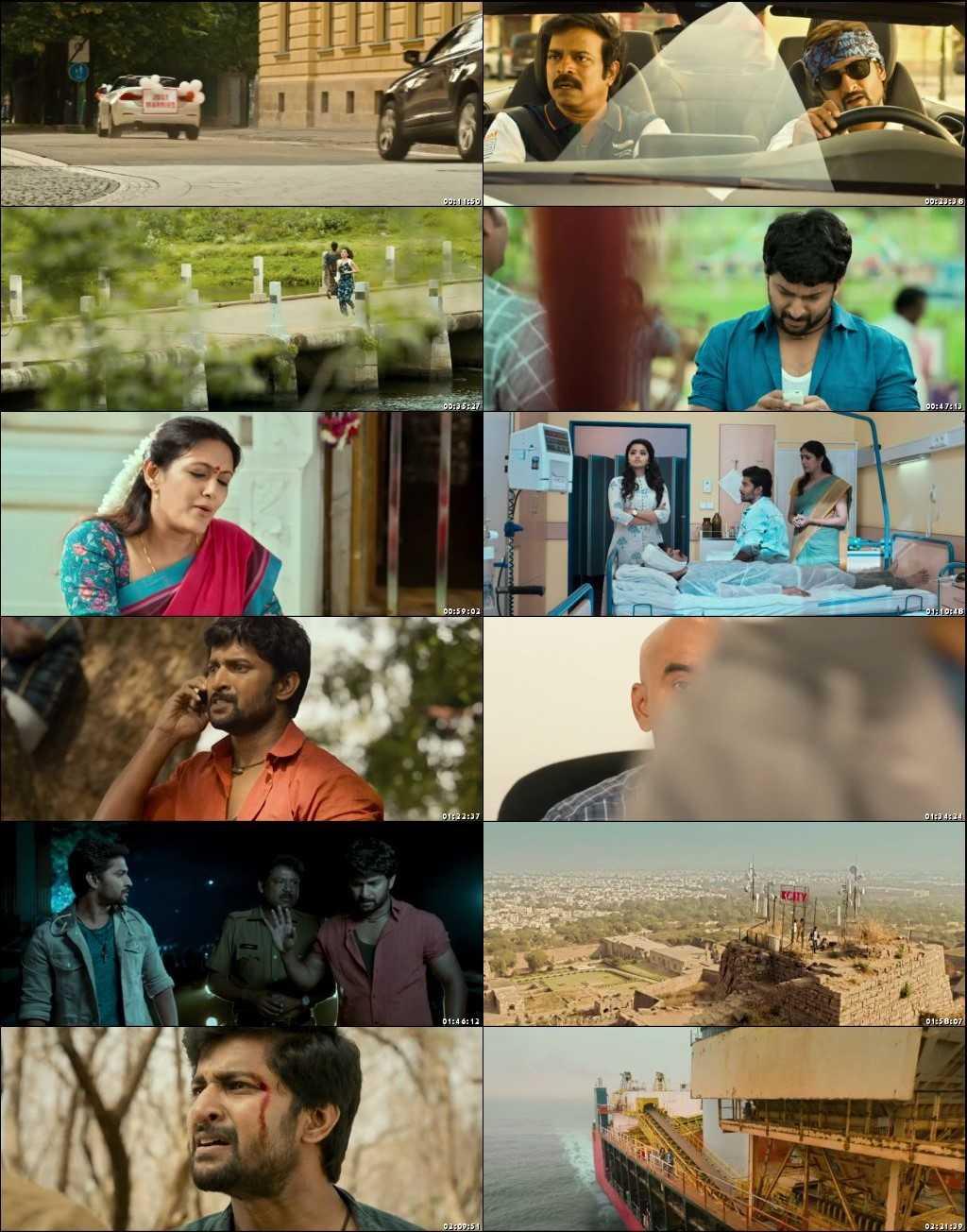 Krishnarjuna Yudham (2018) Screenshots Worldfree4u