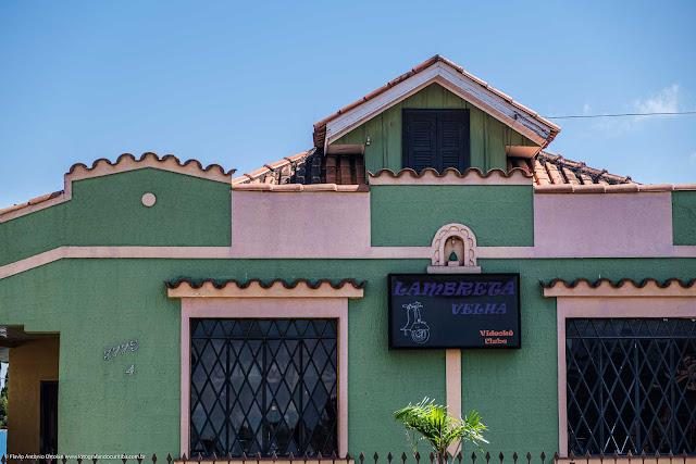 Casa na Avenida Anita Garibaldi - detalhe