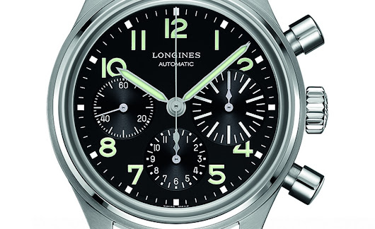 La Montre du jour: Longines Avigation Big Eye