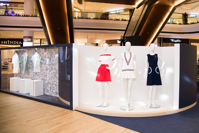 a67c8914a974 LACOSTE 85th Anniversary Collection   Exhibition   Raffles City Shopping  Center