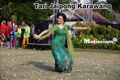 Tari Jaipong Jawa Barat