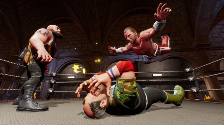 WWE 2K Battlegrounds PC Full Español