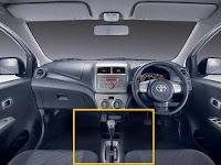 Harga Dan Fisik Floor Shift Transmission Toyota Agya Matic (Tuas Persneling Matic)