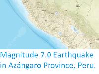 https://sciencythoughts.blogspot.com/2019/03/magnitude-70-earthquake-in-azangaro.html