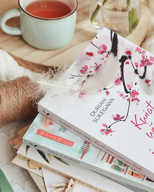 """#296 W kilku słowach - """"Kwiat wiśni i czerwona fasola"""" - Durian Sukegawa"""