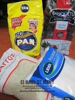 Cuánto le cuesta a un Venezolano alimentarse en Chile