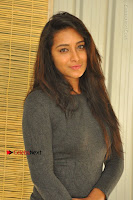 Actress Bhanu Tripathri Pos in Ripped Jeans at Iddari Madhya 18 Movie Pressmeet  0008.JPG