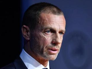 Football, UEFA- president -Aleksander- Čeferin- outlines -support- battle- against- Cancer