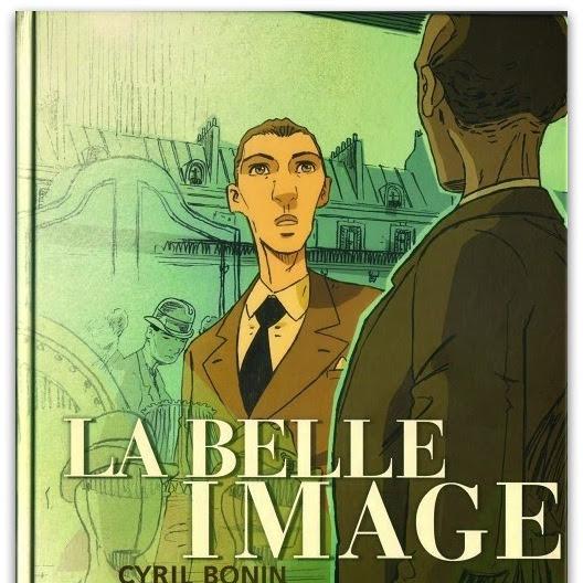 La belle image de Cyril Bonin d'après le roman de Marcel Aymé