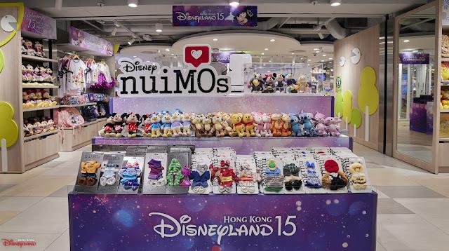 Hong-Kong-Disneyland-Resort-YATA-Pop-up-Store, 香港迪士尼樂園度假區, 迪士尼樂園限時精品店由即日起至4月12日登陸一田百貨沙田店