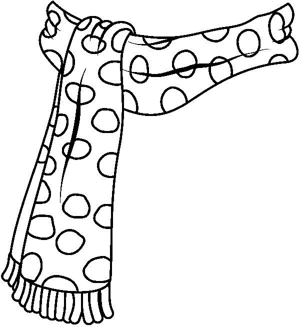 scarf coloring pages - menta m s chocolate recursos y actividades para