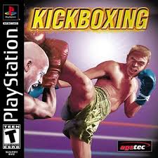 Kickboxing - PS1 - ISOs Download