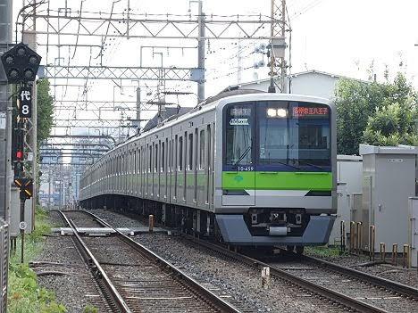 都営車両による「各停 京王八王子行き」を全部撮る!450F~480F