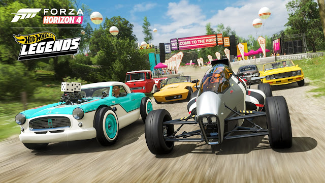 Forza Horizon 4 Hot Wheels Legends Car Pack is here - Check list of new cars and price of pack | TechNeg