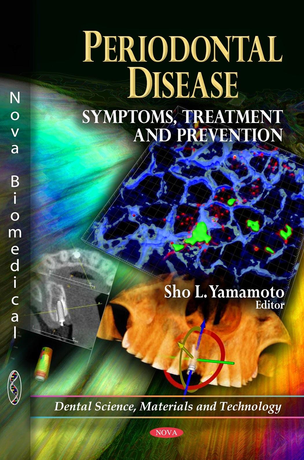 PERIODONTAL DISEASE... SYMPTOMS,TREATMENT AND PREVENTION - SHO L. YAMAMOTO - © 2011.PDF