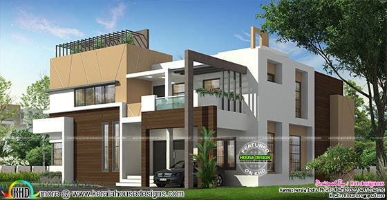 Luxurious 5 bedroom ultra modern home