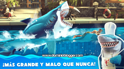 juego Hungry Shark World gratis