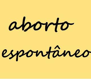 carência, aborto espontâneo