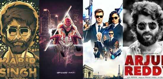 Bollywood, Hollywood, South Indian, Hindi Dubbed Movies Download