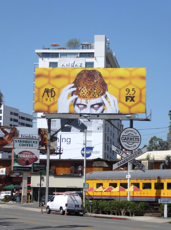 AHS Cult billboard