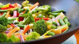 Manfaat Diet Vegetarian Bagi Kesehatan Tubuh