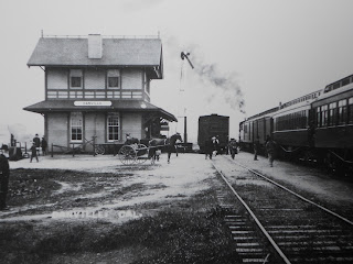 danville california train depot