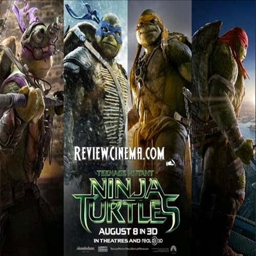 Review Cinema Teenage Mutant Ninja Turtles 2014