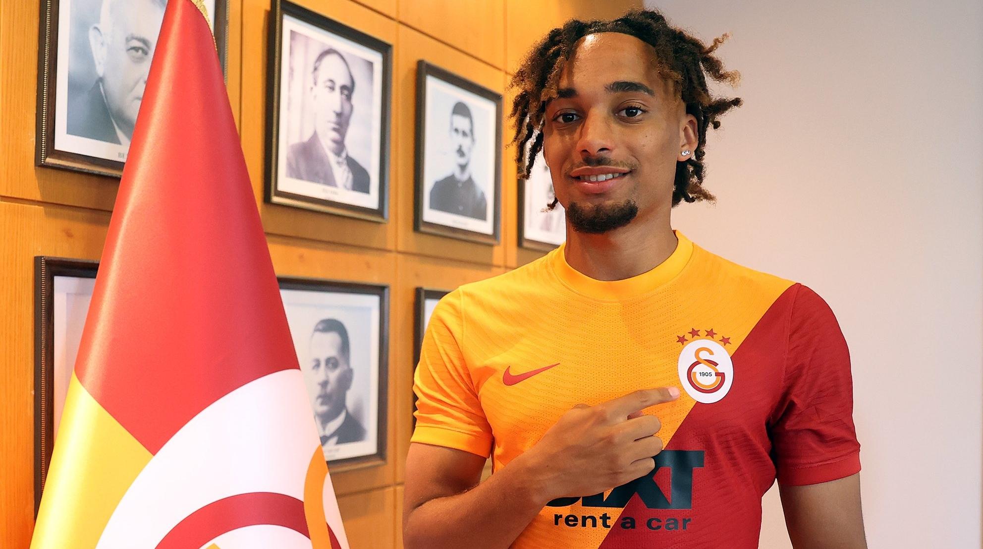 Sacha Boey resmen Galatasaray'da!