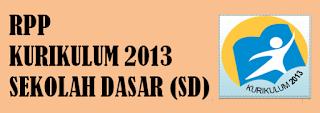 RPP Kelas 4 SD Kurikulum 2013