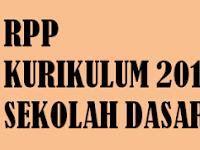 Unduh RPP Kelas 4 Kurikulum 2013 Semester 1 dan 2
