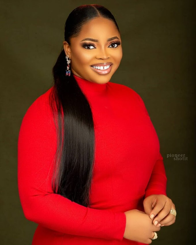 """""""I Quit Acting Because of Kissing Scenes"""" — Juliana Olayode aka Toyo Baby Reveals (Video)"""