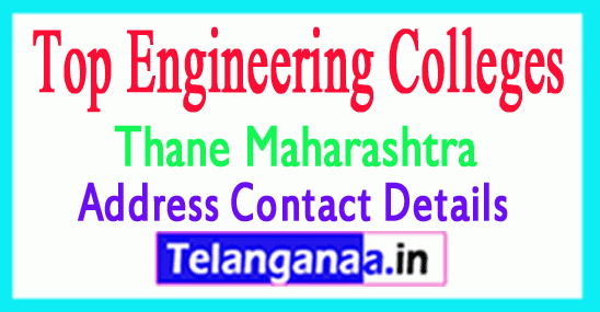 Top Engineering Colleges in Thane Maharashtra