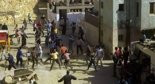 إصابة ثلاث اشخاص فى مشاجرة بسبب خلافات الجيرة ولهو الأطفال بسوهاج